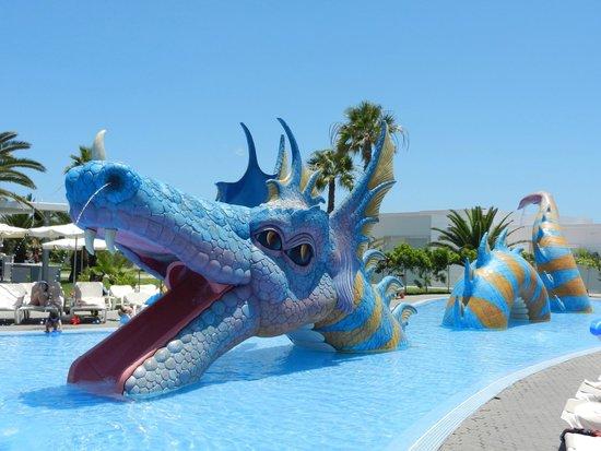 ClubHotel Riu Gran Canaria: Deel van het kinderbad