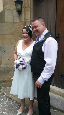 Burleigh House: Our Wedding