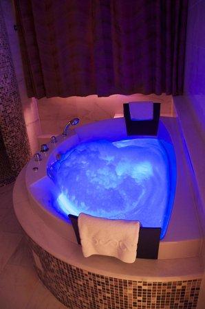 Hôtel L'Europe Colmar : bain a bulles