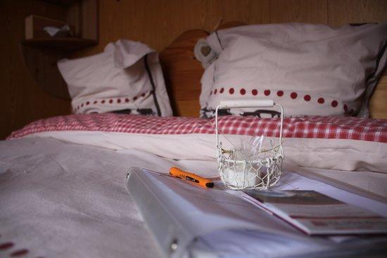 Chambres d'hotes Chalet Le Rucher: Chalet Le Rucher