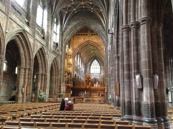 Chester Cathedral: 大聖堂