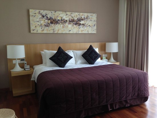 Fraser Place Kuala Lumpur: Room