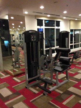 Fraser Place Kuala Lumpur : Gym