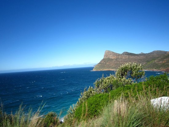 Cape of Good Hope: View in Cape Point