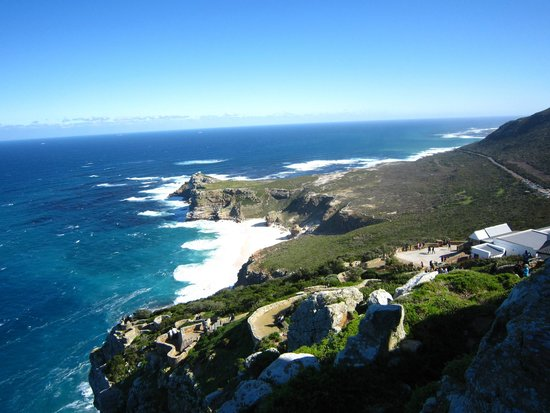 Cape of Good Hope: Another view in Cape Point