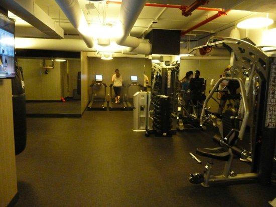 Oakwood at The Nash : Gym