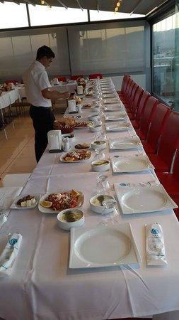 Guven Hotel: Yemek