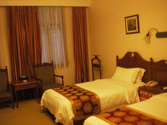 Pacific Hotel: 部屋