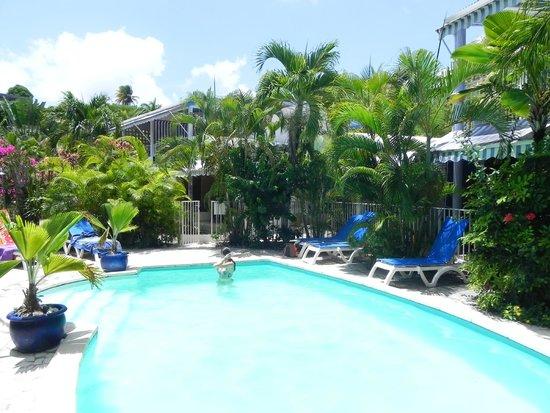 Residence Bleu Marine : Résidence