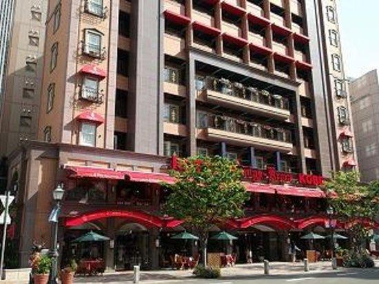 Hotel Konigs-Krone Kobe : ホテル・ケーニヒスクローネ神戸