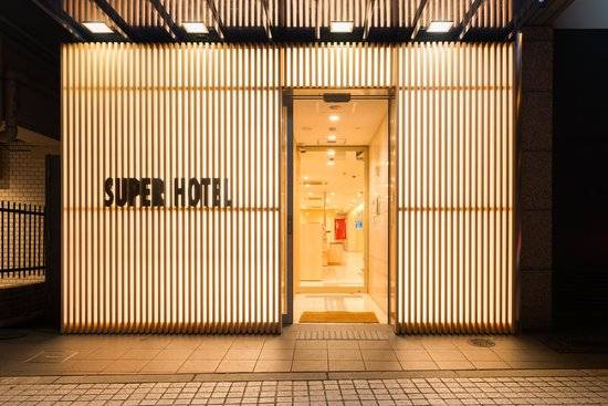 Super Hotel Osaka Tennoji