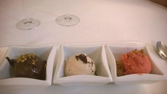 Mirador de Ulia : Ice creams