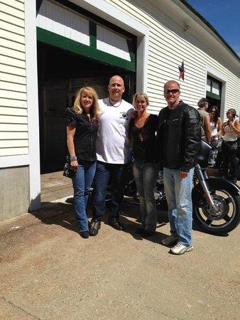 Ballard House Inn : Bike Week 2014