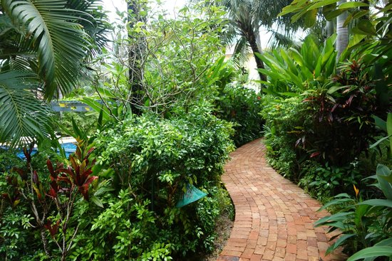 La Veranda Resort Phu Quoc - MGallery Collection: Beautiful garden
