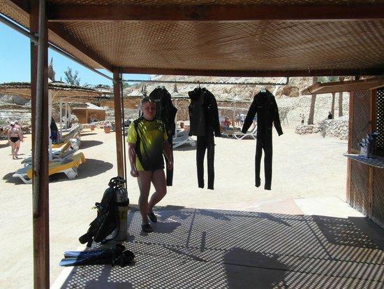 SENTIDO Reef Oasis Senses Resort : Дайвинг центр