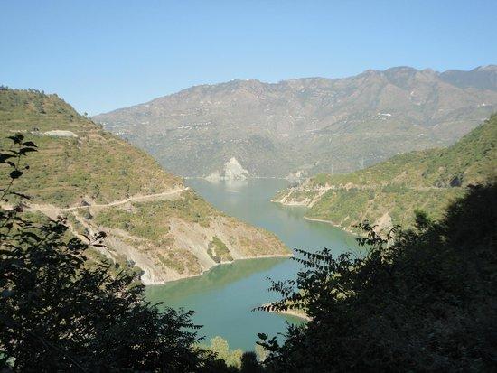 Club Mahindra Kanatal : Tehri Dam