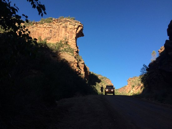 Gateway Canyons Resort, A Noble House Resort: The resort has action-packed driving experience from off-road trophy trucks, luxury super cars a