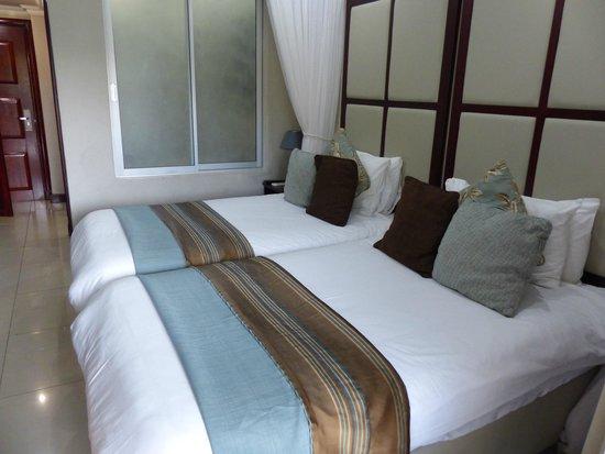 A'Zambezi River Lodge: Room