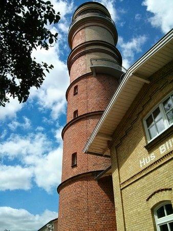 Alter Leuchtturm Tavemunde: Alter Leuchtturm Travemünde