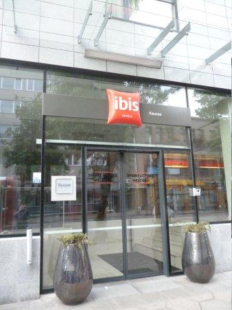 Ibis Kaunas Centre : è l'unica immagine che ho di questo hotel