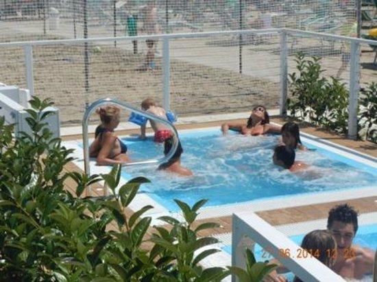 Spiaggia 130 Riccione: puro divertimanto...