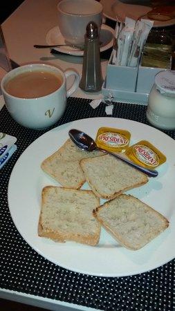 Hotel Vincci Via 66: Breakfast