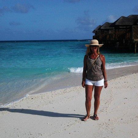 Fihalhohi Island Resort : PLAYA