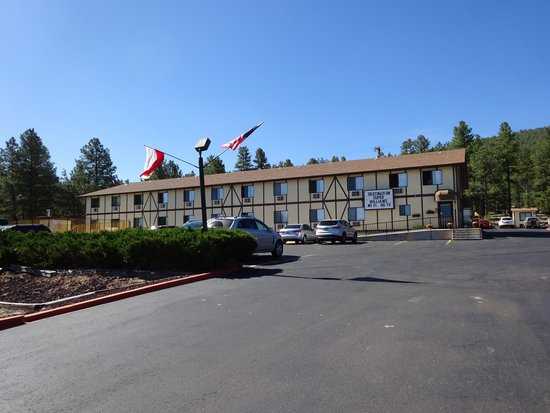 Super 8 Williams East/Grand Canyon Area: Hotel