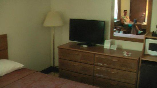 Super 8 Williams East/Grand Canyon Area : Kamer