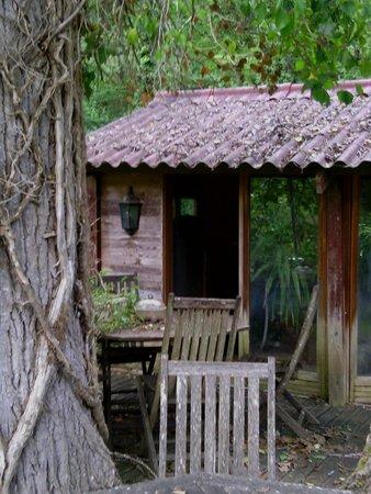 Le Moulin Neuf : Petite cabane de pêcheur...