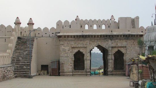 ‪Ramtek Fort Temple‬