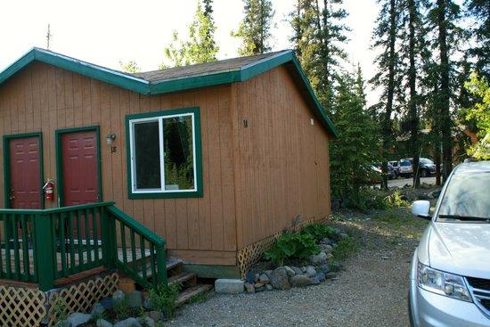 McKinley Creekside Cabins: Cabin