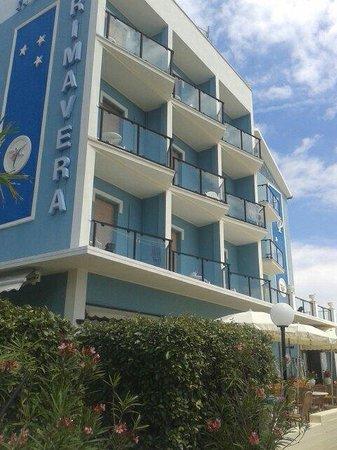 Hotel Primavera: Entrata