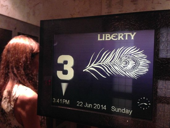 Liberty London : Ascensore