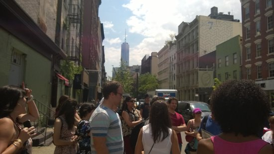 Free Tours by Foot: Our Group
