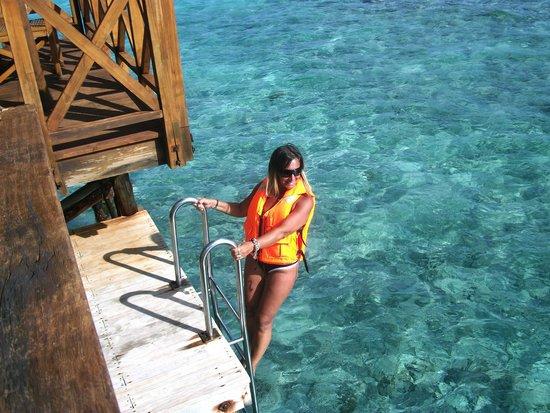 Fihalhohi Island Resort: BUNGALOW