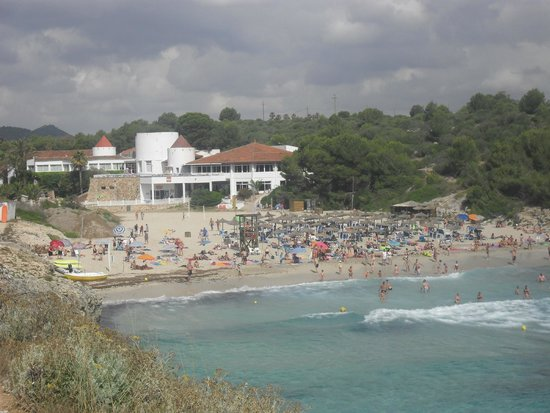 Club Hotel Tropicana Mallorca: Praia do Hotel 2