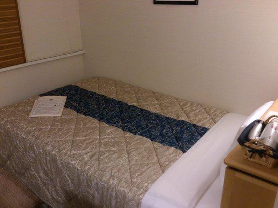 Keio Presso Inn Ikebukuro: ベッド