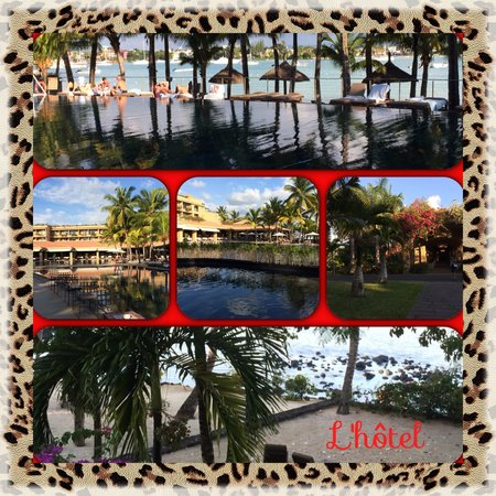 Beachcomber Le Mauricia Hotel : un bel endroit