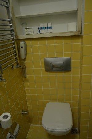 Adamar Hotel: Salle de bain