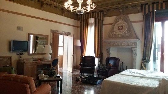 Foscari Palace: 108号室 内装