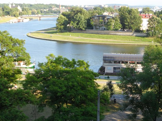Kossak Hotel : view of the river