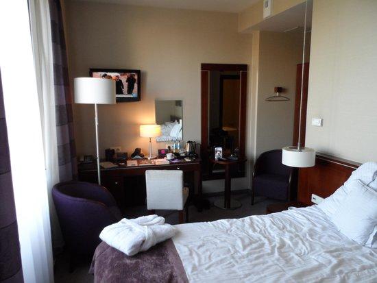 Kossak Hotel : our bedroom