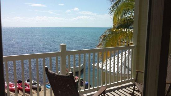 Lime Tree Bay Resort : SWEET Balcony