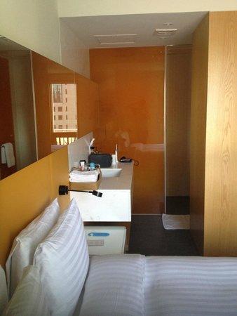 Grammos Hotel : chambre