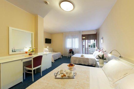 Vena d'Oro Hotel Terme : camera tripla