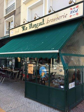 Le Royal Cafe Brasserie