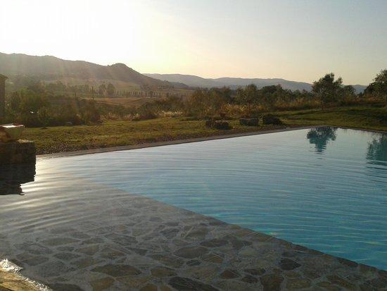 Casa Montecucco: tramonti!