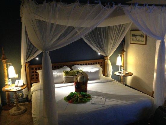 Paradise Cove Boutique Hotel: Lit
