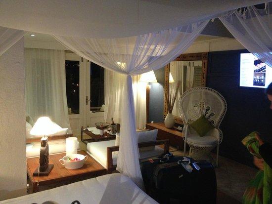 Paradise Cove Boutique Hotel: Suite junior